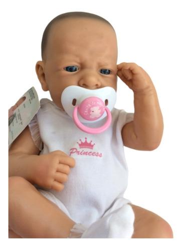 bebe reborn real casita de muñecas bebote reborn con chupete