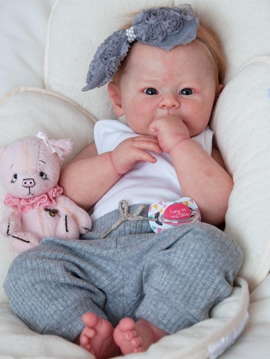 ce6b2a222 Bebe Reborn Rebeca!! Super Promoção!! - R  1.099