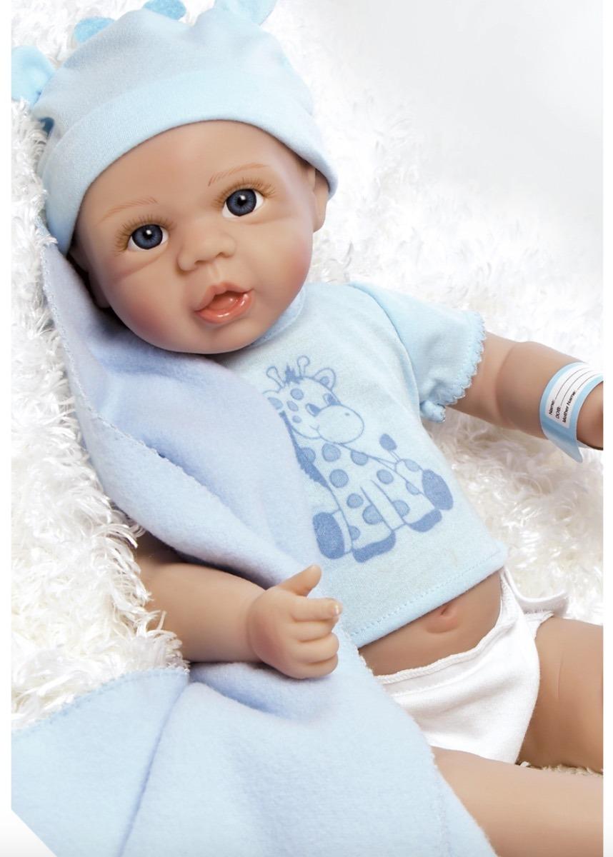 Bebe Reborn Tiny Twin Boy Paradise Galleries Original R