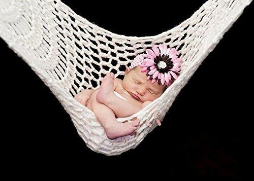 bebe recien nacido accesorios de fotografia hamaca hecha a m
