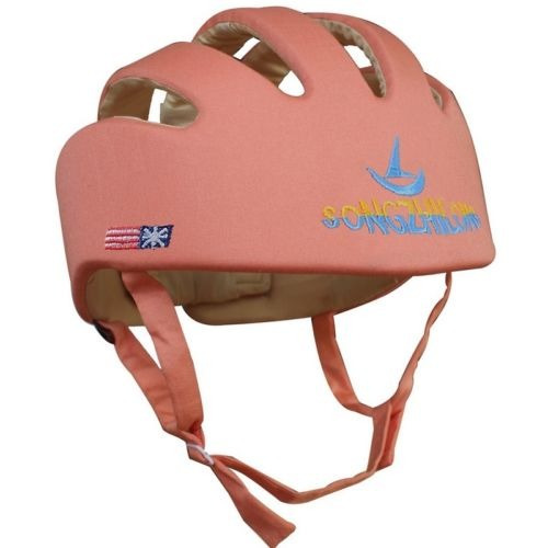 bebé seguridad casco...