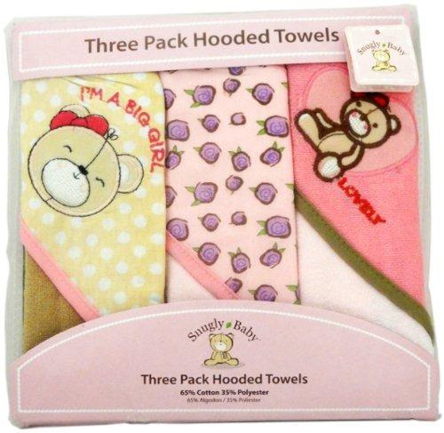 bebé toallas para