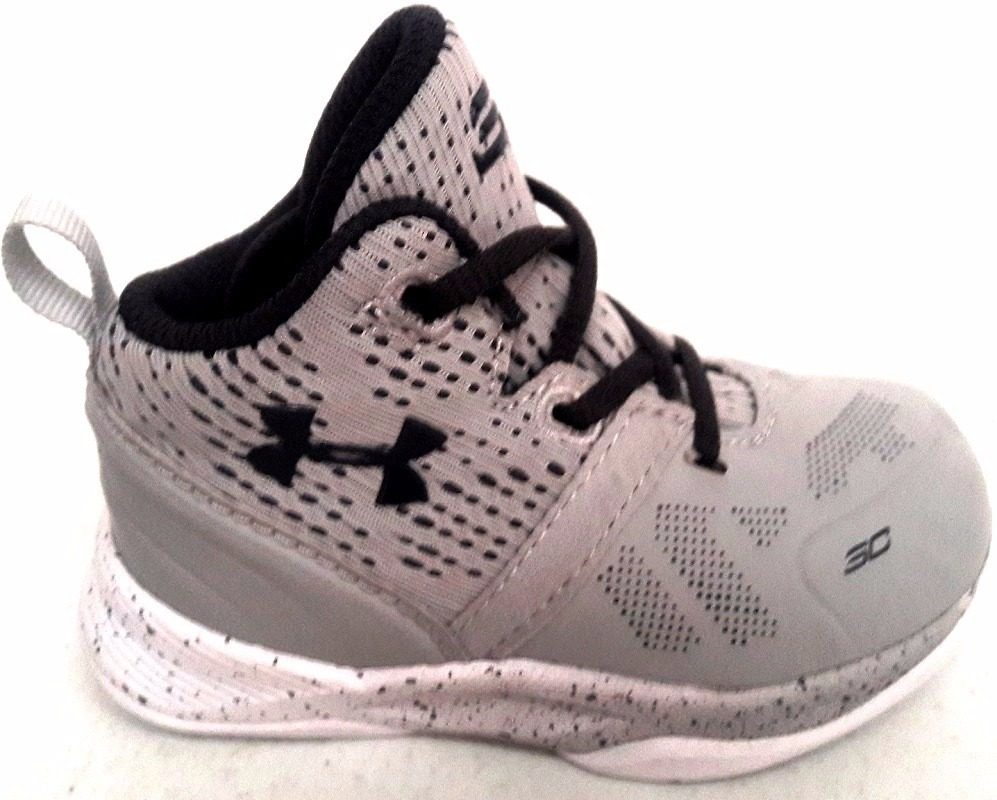 d395ae5faa5 ... denmark bebe under armour stephen curry 2 infant gris negro infant.  cargando zoom. 54510