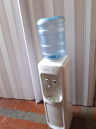 bebedero enfriador dispensador de agua filtro botellón usado