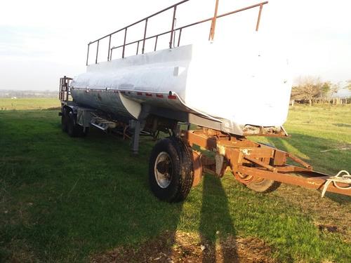 bebedero ganado cisterna, tanque para agua 21 mil litros