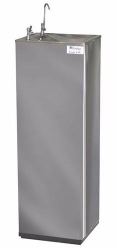 bebedouro de coluna inox 110 220v industrial refrigerado
