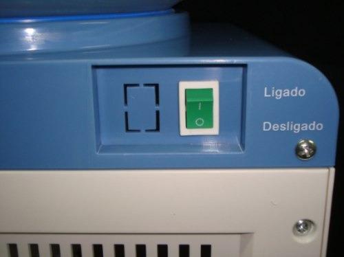 bebedouro refrigerado eletrônico - água gelada / natural