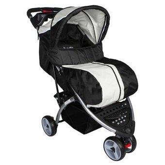 d10846b0e bebeglo coche de bebe guagua paseo jogger gris