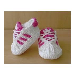 1fd823d50bcbf Zapatos Para Bebe Recien Nacido Adidas - Ropa para Bebés Blanco en ...