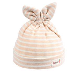ce38a0c055fb5 Gorro Bebé Orejas De Conejo Recién Nacido Algodón 0-3 Meses