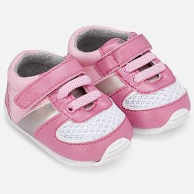 8932c32b9f6 Tenis Para Bebé Marca Mayoral Rosa Pastel 10