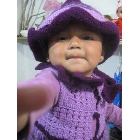 ce05f1785cd8d Gorros Tejidos Para Bebés Y Niñas Con Moños - Ropa y Accesorios en ...
