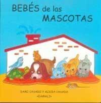 bebes de las mascotas(libro infantil)