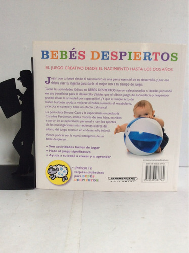 bebés despiertos, 100 ideas lúdicas par...caroline fertleman