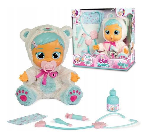bebés llorones cry babies kristal interacti entrega inmediat
