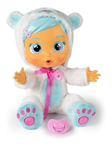 bebes llorones cry babies kristal interactiva