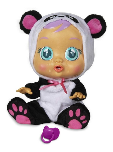 bebés llorones cry babies pandy boing toys ref. 90170