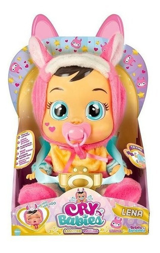 bebés llorones cry babies pequeña muñeca baby disponible