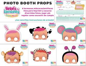 Bebés Llorones Lágrimas Mágicas Photo Booth Props Imprimible