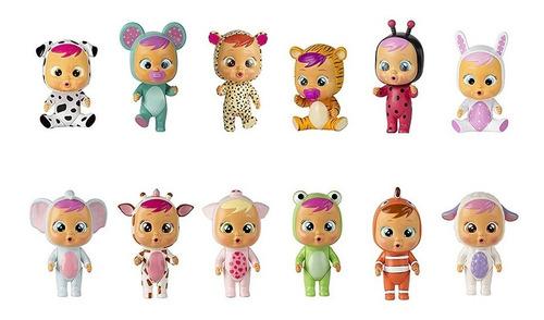bebes llorones muñecas lágrimas cry babies juguete sorpresa