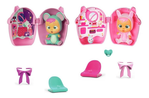 bebes llorones muñequitas cry babies magic tears (1079)