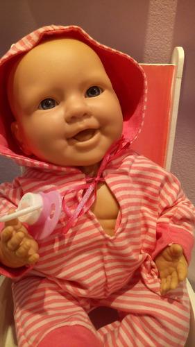 bebes reales sexo nena gordita 40 cm!! modelo paseo