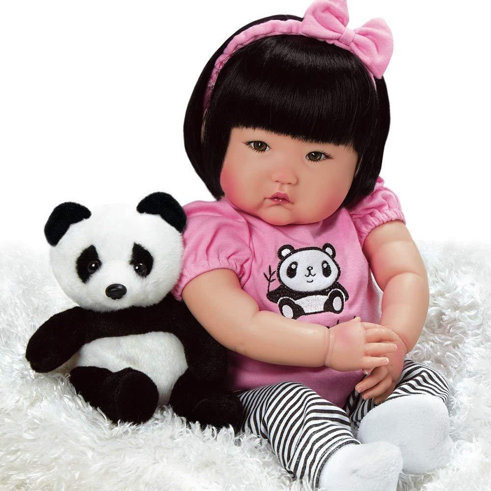 Bebes Reborn Encantadora Bebe Asiatica Vinilo Real
