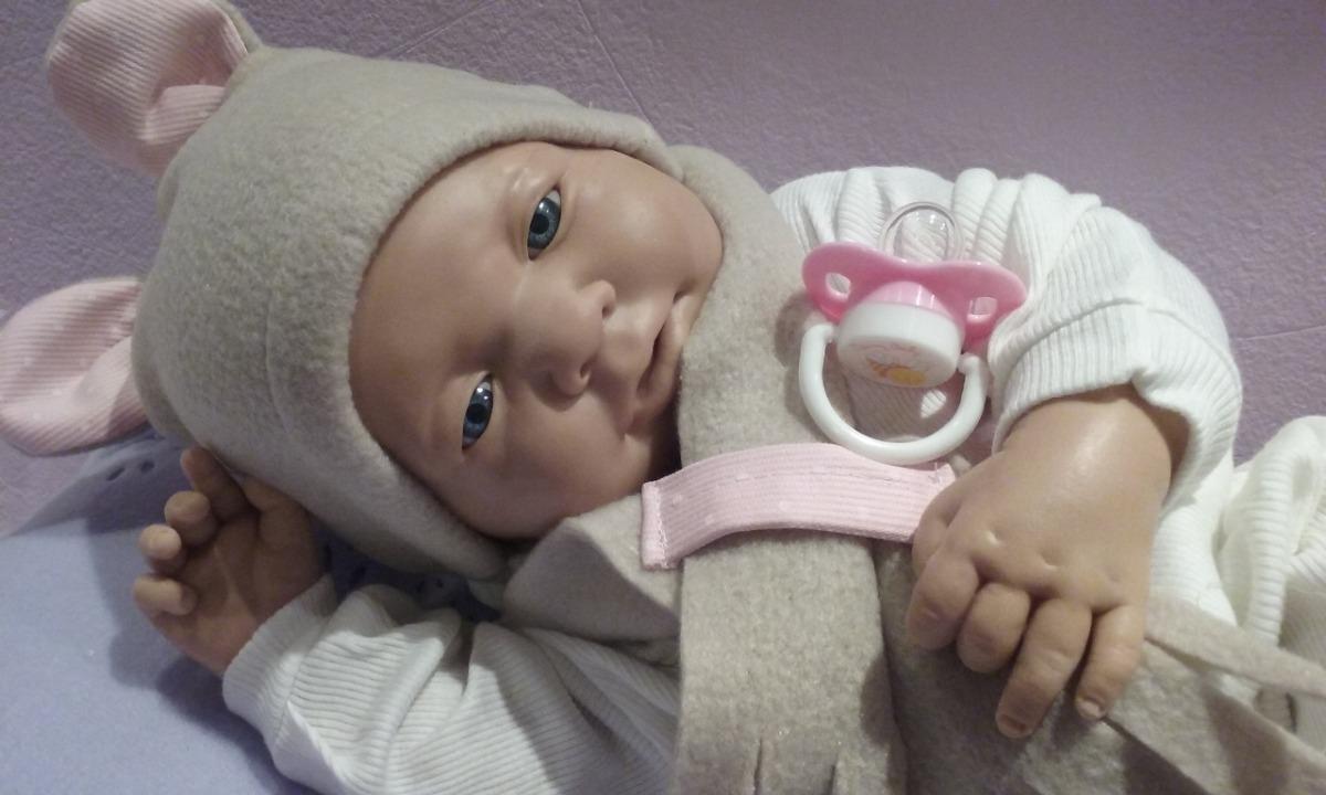 08fffdafe43 Bebes Recien Nacidos 48 Cm Invierno Igual A Los De Verdad -   920