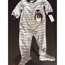 Monito De Pijama De Carters Talla 12 Meses, Niño, Muy Lindo