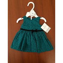 Vestido Carters Para Niña Talla Nb (recién Nacido)
