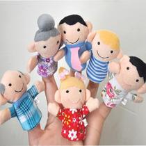 Juegos De Estimulacion Temprana Con Familia Peluche En Dedos