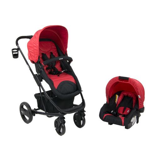 bebesit coche t. system nexus rojo - compras de calidad cdc