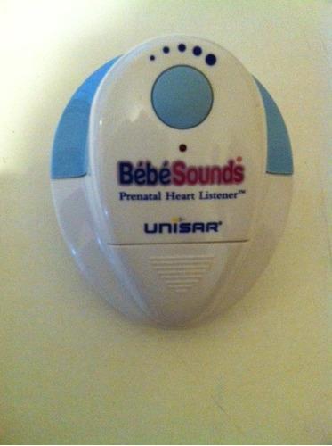 bébésounds gestante ouça o som do seu bebê!