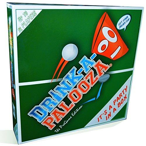 Drink A Palooza Copa A Palooza Potable Juegos Para Adultos Los