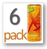 bebida energizante - xs - citrus blast