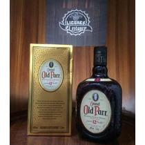 Wisky Old Parr 1litro Licores Estanco 100% Originales