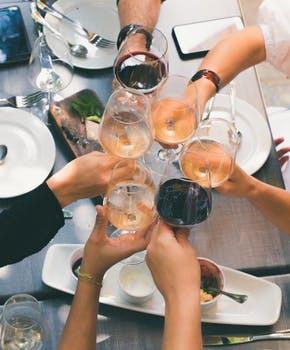 bebidas fiestas eventos