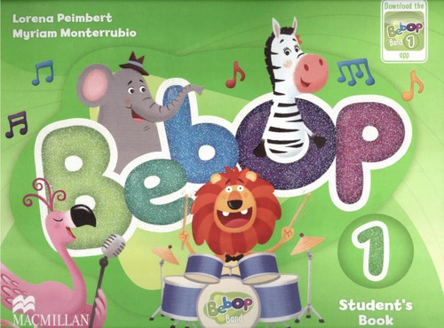 bebop 1 students book pack