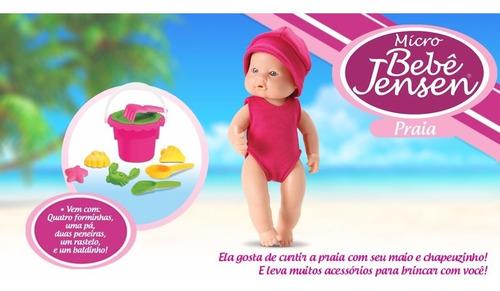 bebote bebe muñeca playa roma brinqueados