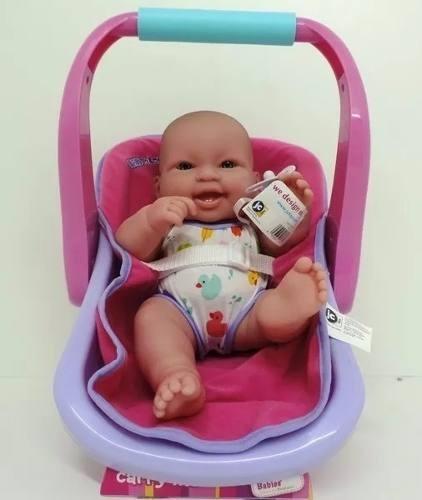 bebote con huevo para transportar jc toys creciendo