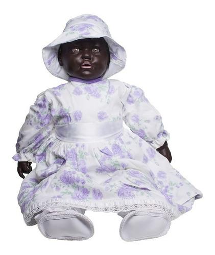 bebote le bebot amelie negra c/vestido y capelina
