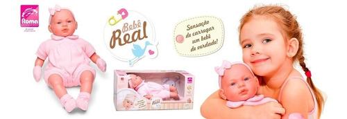 bebote muñeca bebé real le das la mema y engorda roma 5074