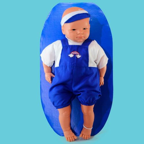 bebote muñeca cariñito que llora - 52 cms original c/ sonido