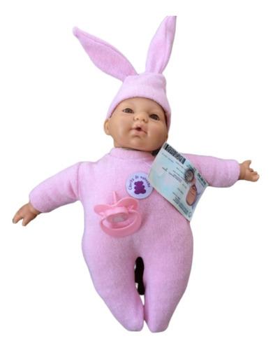bebote real casita de muñecas bebe gordito soft con chupete