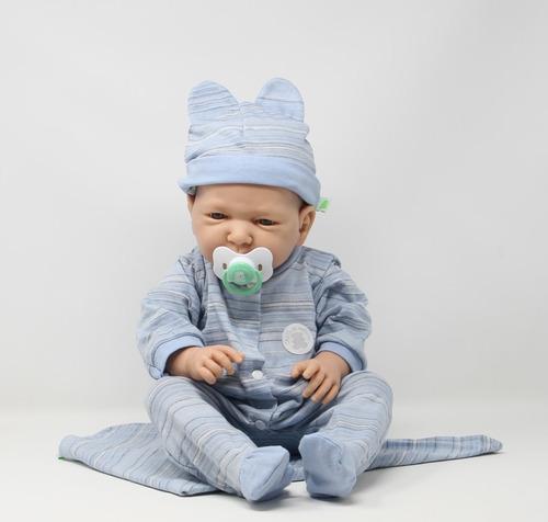 bebote real recién nacido 53cm reborn casita muñecas oficia