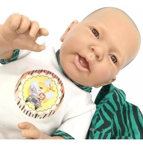bebote reborn bebe real body animalitos con gorrito cuotas