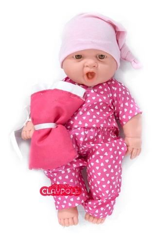 bebote tierno bostezos - bebé cariñito original