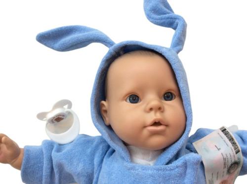 bebotes reales bebes reborn  bebote cuerpo soft con chupete