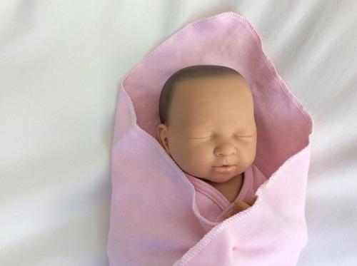 bebotes reales - bebes reborn casita muñecas- bebote dormido