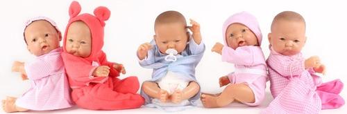 bebotes realistas joaqui - casita de muñecas (5340)